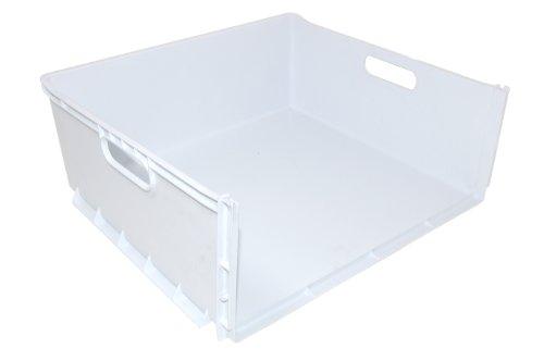 Hotpoint Indesit - Cajón superior para frigorífico o congelador (434 x 394 mm, número de pieza original)