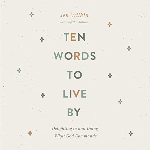 Ten Words to Live By cover art