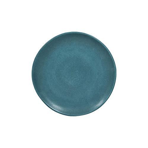 Sibo Homeconcept - Nature Ass Dessert Bleu 21 cm (Lot de 6)