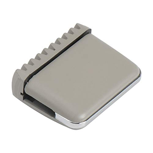WLLOVE WULE Right/Left A/C Air Vent Outlet Tab Clip Fit For Mercedes Benz S300 W220 98-05 (Color Name : Grey)