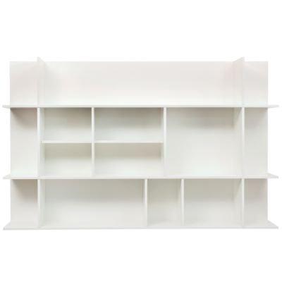 Panorama - Estante colgante, color blanco