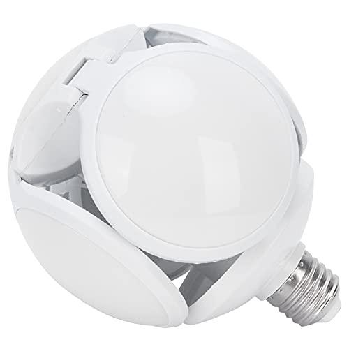 Bombilla LED Plegable, Foco 40W Para Granja Para Invernadero Para Iluminación Interior