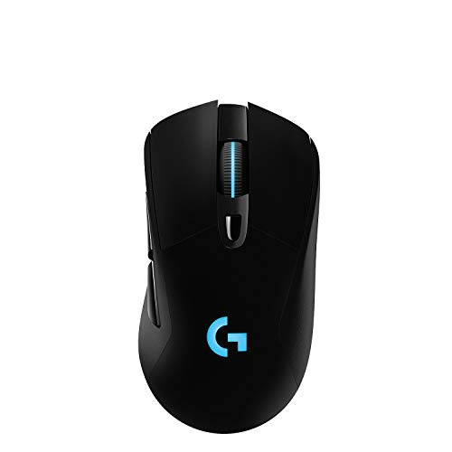 Logitech G703 Wireless/Sensor Hero Gaming Mouse