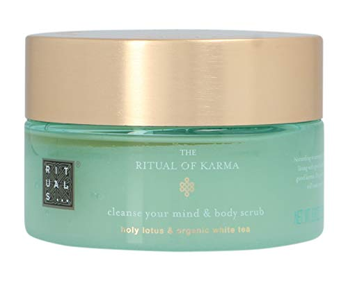 Rituals Karma Cleanse Your Mind & Body Scrub 250 gram