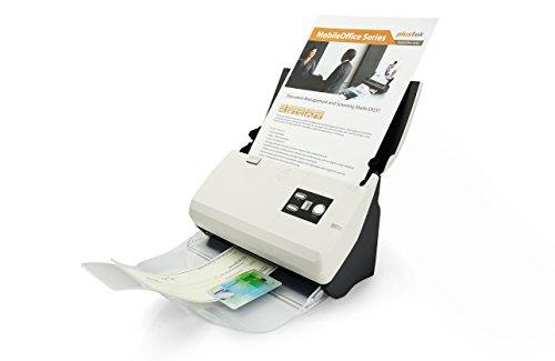 Plustek SmartOffice PS30D Duplex Dokumentenscanner (ADF, 600dpi, 30ppm) inkl. DocAction Software