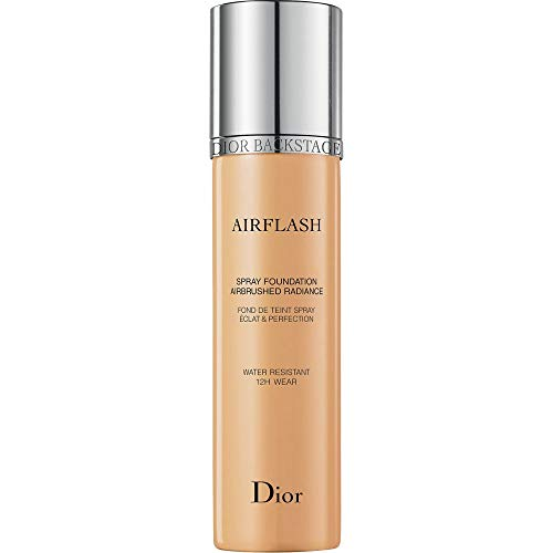 Dior Backstage Airflash Spray Foundation 311 Light Sand (Light to medium: warm peach undertone) 2.3 oz