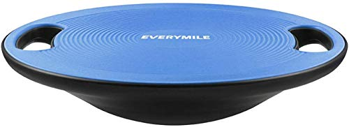 Find Cheap EveryMile Wobble Balance Board, Exercise Balance Stability Trainer Portable Balance Board...