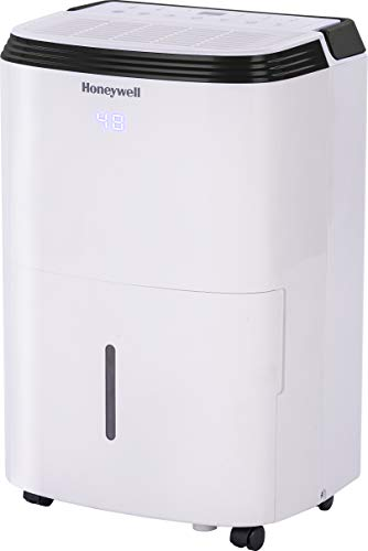 HONEYWELL, White Energy Star deshumidificador, Blanco, up to 1000 Sq. Ft, 1