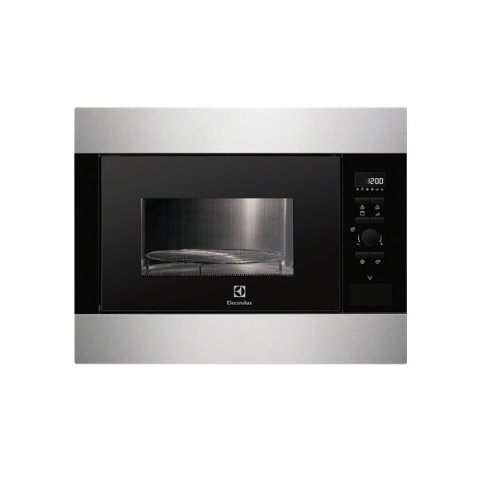 Electrolux EMS26204OX Micro Ondes Encastrable 26 L 900 W Inox Anti-Trace