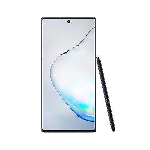 Samsung Galaxy Note 10+ Plus (5G) Single-SIM SM-N976B 256GB Factory Unlocked 5G Smartphone - International Version (Aura Black)