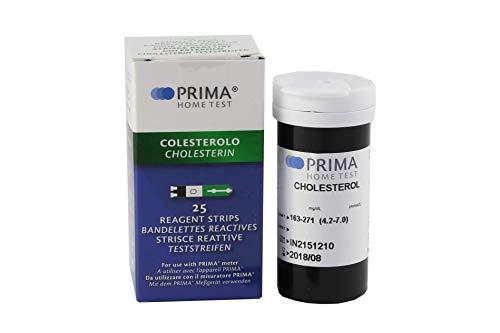 PRIMA 3-2 in 1 - Ricarica 25 Strisce Colesterolo