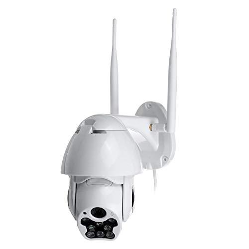 Resistente a la intemperie cámara al aire libre bombilla de seguridad su Auto Tracking PTZ cámara IP al aire libre 1080 p WiFi velocidad domo vigilancia cámara k seguridad casera