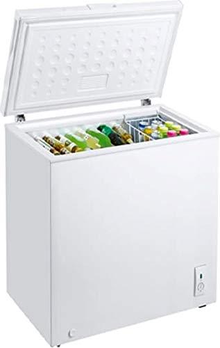 Iberna ICHM145 - Congelatore Orizzontale, Libera installazione, 145 Litri, Classe A+