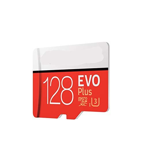 GBHD Tarjeta de memoria clase 10 100 MB 64 GB 128 GB 256 GB 512 GB SDXC U1 U3 Micro SD TF Tarjeta Trans Flash para Tablet PC 64 GB tarjeta micro SD (capacidad: MB MC 128 GB)