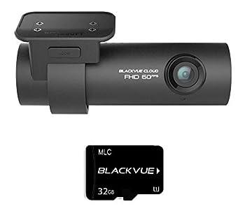 Blackvue BV-DR750S-1CH-16 WiFi 1080P Full HD Car DVR Recorder 16GB SD Card | Free Bonus  Includes BlackboxMyCar Surveillance Decal