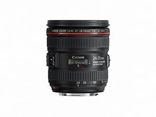Canon EF 24-70mm f/4L IS USM SLR - Objetivo (SLR, 15/12, Objetivo de Zoom estándar, 0,38 m, Negro, 8,34 cm) (B00A2BVAN8) | Amazon price tracker / tracking, Amazon price history charts, Amazon price watches, Amazon price drop alerts