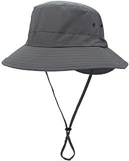 SYcore Women's Bucket Hat Adjustable Fisherman UV Protection Sun Hat Outdoor Packable Cap