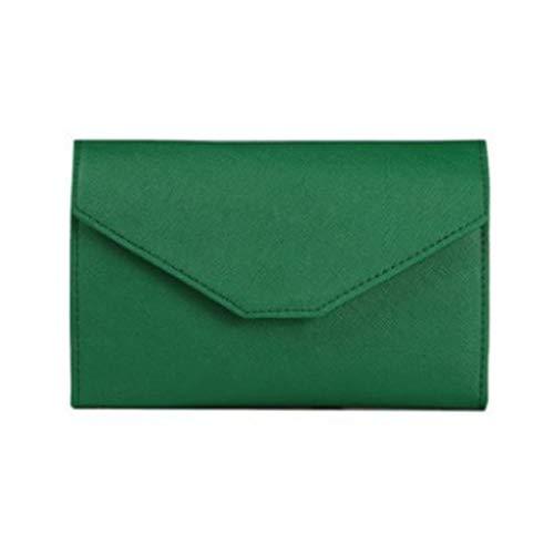 probeninmappx PU-er Oberfläche Travel ID-Karte Kreditkarte Brieftasche Pass Flugzeug Ticket Pen-Schlüssel-Halter Brieftasche Geldbeutel