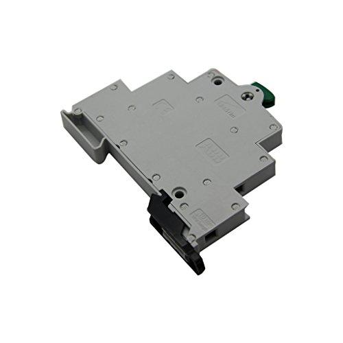 E215-16-11E Module pushbutton switch 16A Mounting DIN 9mm 250VAC 2CCA703153R0001