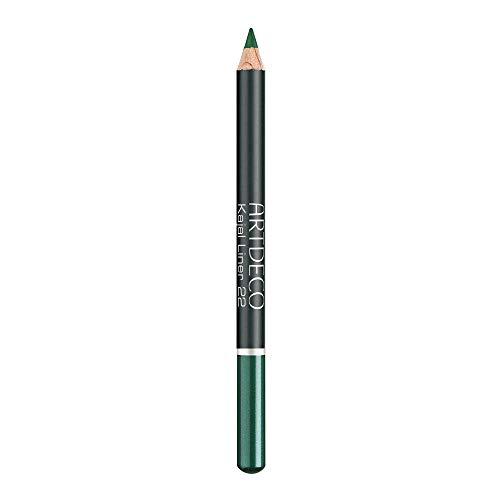 ARTDECO Soft Kajal Liner, Kajalstift, Nr. 22, grün, 1er Pack (1 x 1 Stück)