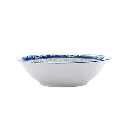 FEIHAIYANYW Ramen Cuenco de arroz para el hogar de cerámica de 2 Piezas, tazón de arroz de Gran Capacidad S/M/L, tazón de Sopa, tazón de Fuente, Comiendo Cuenco, Cuenco de Fideos instantáneos, Taz