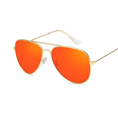 DSFHKUYB Gafas de Sol Estilo piloto para Adultos para Hombre y Mujer,G