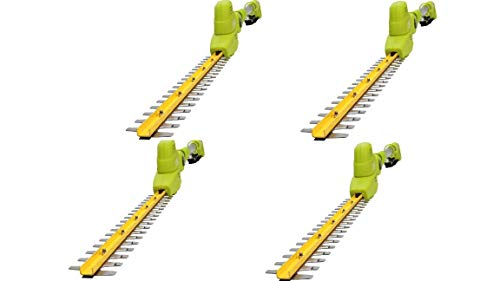 Read About Sun Joe SJH901E 18-Inch Electric Pole Hedge Trimmer (Green 4-Pack)