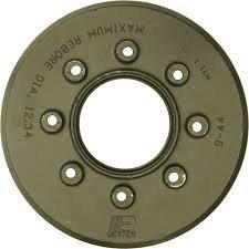 Dexter 009-044-01 Replacement Brake Drum 10K General Duty 12-1/4