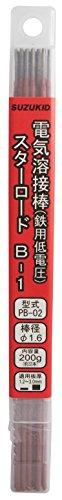 スズキッド(SUZUKID) B-1 1.6φ*230mm 200g PB-02