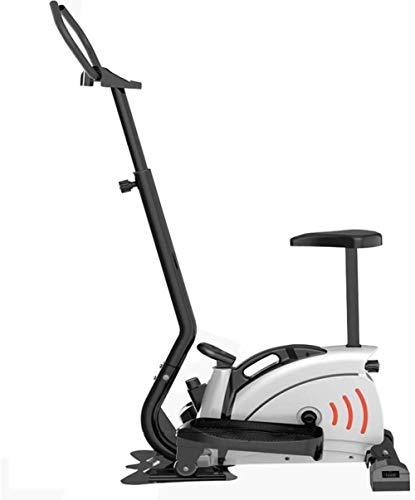 Entrenador cruzado Entrenador de máquina elíptica Entrenador elíptico suave y silencioso Máquina de entrenamiento cardiovascular para gimnasio de oficina en casa Entrenamiento cardiovascular magnéti