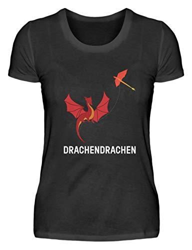 Chorchester voor draken en drakenvliegen - damesshirt