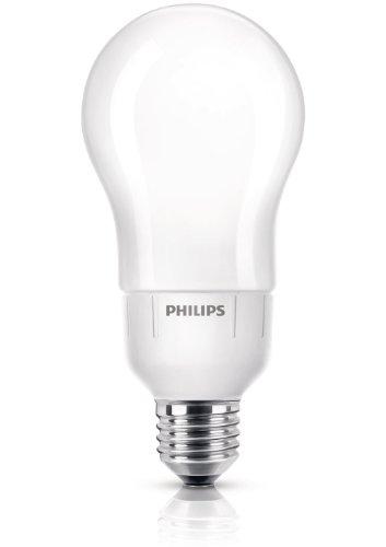 Philips PL-E AMBIANCE20 Ampoule Economie d'énergie E27 Fluocompacte 20w 2700K /827 230V 12000H