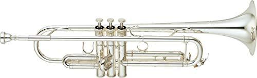 YAMAHA YTR6335S VERSILBERT Trompeten & Kornette Bb Profiklasse Trompeten