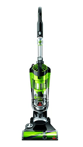 Bissell Pet Hair Eraser 1650A Upright Vacuum with Tangle Free Brushroll