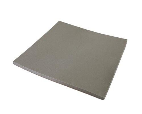 光 スポンジ(接着タイプ) グレー10×300×300mm テープ付 00781460-1 SR10-32T