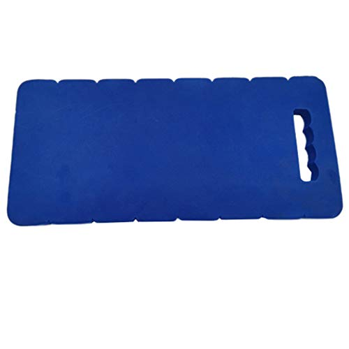 Youmymine Thick Kneeling Pad | Garden Pad for Gardening | Kneeling Pad for Work | Garden & Bathtub Kneeler for Baby Bath | Kneeling Mat for Exercise & Yoga (Blue, one Size)