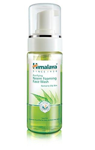 Himalaya Herbals Espuma Limpiadora Facial