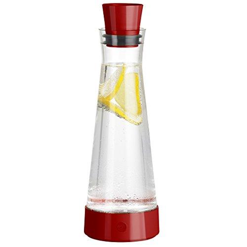 Emsa Emsa 515476 Glaskaraffe mit Kühlelement Bild