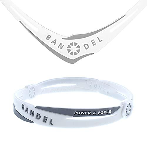 バンデル クロス ネック&アンク セット ネックレス アンクレット