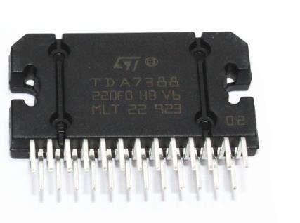 UIOTEC TDA7388 Audio Power Amplifier IC ST Replace TDA7381*