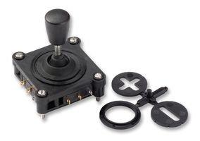 Apem 100113 interruptor, Joystick 5 A