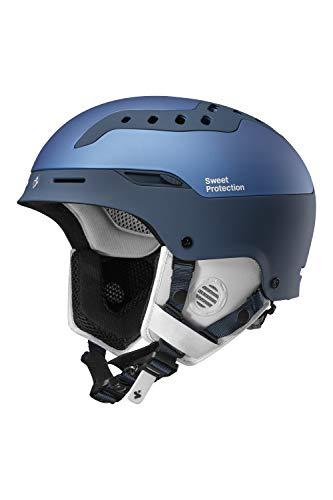 Sweet Protection Switcher W SM - Casco da sci/snowboard, da donna, colore: Teal Metallic