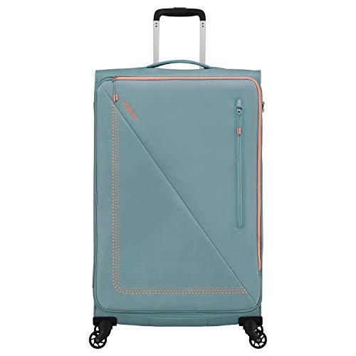 American Tourister Lite Volt Maleta con 4 Ruedas Azul Claro 79 cm