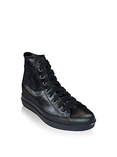 Ruco Line Sneaker Alta 2214 Tessil 68878 S Nero EU 40