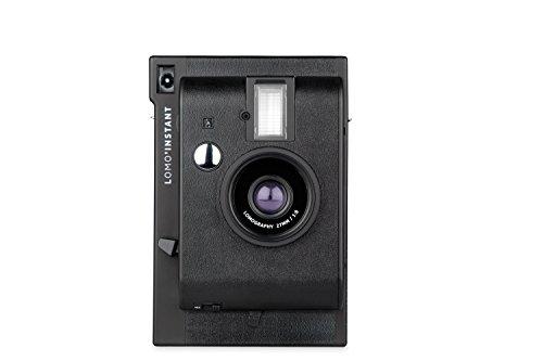Lomography Lomo'Instant Camera Black - Instant Film Camera