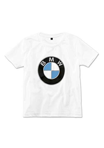 BMW Original Kinder T-Shirt Logo weiß - Kollektion 2020/21 Größe 164