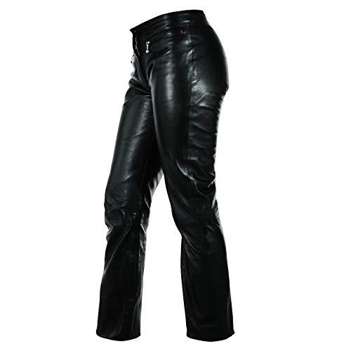 A-Pro dames jeans leren broek zacht mode motorfiets bikers Sexy Sonic Moto broek Lady
