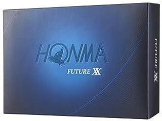 本間ゴルフ HONMA ボール FUTURE XX ボール 1ダース(12個入り)