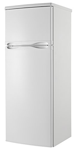Danby DPF073C1WDB 24-Inch Top Freezer Refrigerator with 7.3 cu. ft. Capacity Energy Star Qualified Mechanical Thermostat Interior Light and Reversible Door Hinge