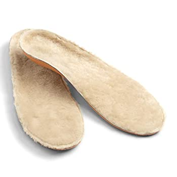 Vionic Cold Weather Shearling Orthotic - Relief Support Full Length - X-Large  Men s 11.5-13